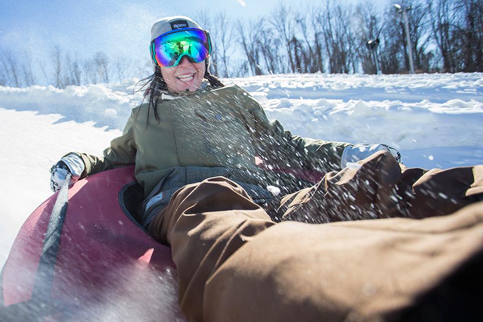 Best Snow Tubing Spots Near New York City Mommy Poppins