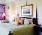 The Sanctuary guest room