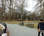 The renovated promenade returns this area of Propsect Park to Olmsted and Vaux's original vision