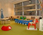 Active play area