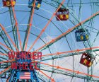 Deno's Wonder Wheel is a Coney Island institution.