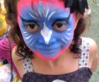 Agostino Arts face painting