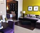 The family suites include two day beds plus a trundle to accommodate three kids.