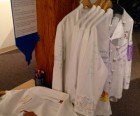 Decorate a JWU Chef Coat (it might even be displayed)