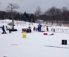 Children's ski lessons at Camelback
