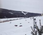 Snowtubing at Camelback