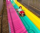 Rides at the Barnstable County Fair