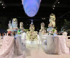 Cinderella's wedding table imagined