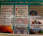 Hilton Beach Club offerings
