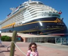 Size matters: The Disney Fantasy is like a floating city!