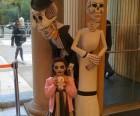 Día de los Muertos is my daughter's favorite event at El Museo
