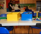 Building in the classroom