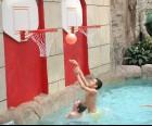 Basketball water fun
