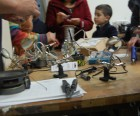 Staten Island MakerSpace's Minecraft-themed<br /> workshops are super-popular