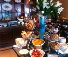 Fairmont Gold Complimentary Breakfast