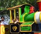 All aboard the Corona Choo Choo