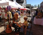 The weekly Sustainable Nantucket Farmers and Artisans Market
