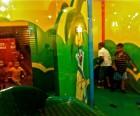 Flunch play room.