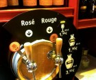 Wine on tap for an unbeatable price.