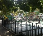 The playground at First Park