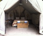 Does the inside of your tent look like this?