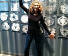 Laurie is a big fan of NYC's Museum of Mathmatics.