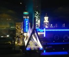MINILAND Boston at night
