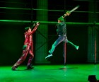 There's lots of action in this high-energy Theatreworks USA production