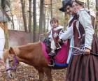 Pony rides are always fun
