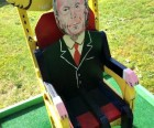And Bloomberg is shown the door at the Sayonara hole
