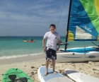 Stand Up Paddle Boarding at Palomino Island