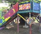 The popular TreeHouse returns for its fourth season decorated by brand-new murals
