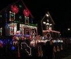 North Kensico Christmas Light Show, White Plains, NY