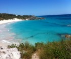 The Pink Sands of Horseshoe Bay Beach
