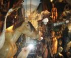 Bergdorf Goodman's animal-themed windows
