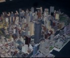 Lower Manhattan circa 1992