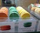 Or delicious macarons