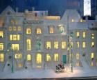 Tiffany's dollhouses are ready for the holidays