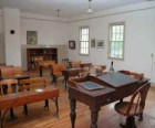 Inside the Schoolhouse Museum (Photo: Eastham Historical Society)