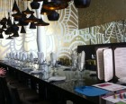 All the restaurants are beautifully designed