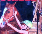 Ted Lewin's picture book about Kensington Stables