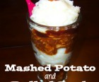 Meat and Potato Sundae from Family Fresh Meals