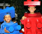 Young revelers enjoy the Monster Mash at the Brooklyn Children's Museum