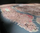The Queens Museum's signature exhibit, the Panorama of the City of<br /> New York, also got a facelist
