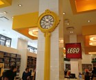 Manhattan's new Lego Store is filled with cool sculptures as well as the latest sets and accessories