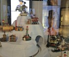 Vintage Ferris wheels, carousels and airplanes