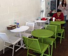 PLAY's new owners also brought back the small cafe