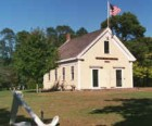 Schoolhouse Museum (Photo: Eastham Chamber of Commerce)
