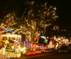 Candy Cane Lane, Woodland Hills, CA