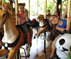 Willowbrook Park's all-needs accessible Carousel for All Children